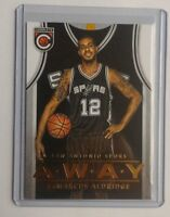 Panini Home / Away 2015 16 NBA Basketball Cards - Duncan/Irving/Wall/Anthony