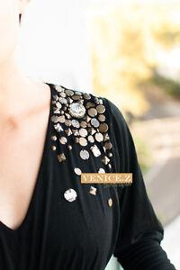 BNWT RRP$259 CHARLIE BROWN V neck 3/4 Sleeves Dress Work Dinner Size 8 Black