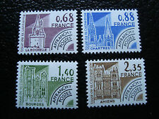 FRANCE - timbre yvert et tellier preoblitere n° 162 a 165 n** (A9) stamp french