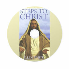 Steps to Christ, Ellen White, On 3 Audio CDs