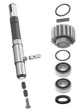 Hobart Mixer H600 and L800 Agitator Shaft Rebuild Kit with Pinion Gear