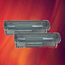 2 Toner Q2612A 12A for HP LaserJet 1012 3020 3030 3050