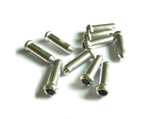 Jagwire 1.8mm Silver inner cable end cap, 10 pieces per set, 391