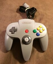 Official Nintendo 64 N64 Controller! ~ Very Tight Joystick ~ Authentic OEM ~LQQK