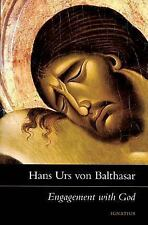 Engagement with God : The Drama of Christian Discipleship by Hans Urs Von...