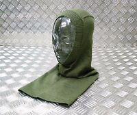 Genuine British Military Green Cold Weather Balaclava Headover - Brand NEW