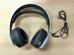 Sony Pulse 3D Wireless Gaming Headset for PS5 - White/Black *NO DONGLE*