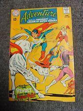 """Adventure Comics #364 (1968) """"The Revolt of the Super-Pets!"""" * Dc Comics *"""