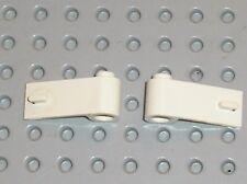 Portes LEGO white doors ref 3821 & 3822 / set 6346 6523 6679 6696 6484 6545 6660