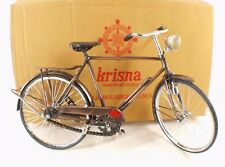 KRISNA Indonésie bicyclette vélo bicycle en cuivre magnifique longueur 41 cm