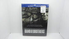 Brand New Band of Brothers Blu-Ray 6-Disc Set Digital HD Tom Hanks Spielberg