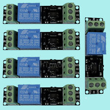 5X 3V 3.3V 1channel Relay High Level Driver Relay Module for Arduino Optocoupler