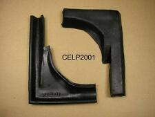 1941 1942 Pontiac Auxiliary Front door seal for rear corners, CELP2001