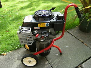 Petrol Generator 1.1kw Generac portable VT1600. Four Stroke camping 240v