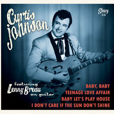 CURTIS JOHNSON - BABY BABY / BABY LET'S PLAY HOUSE + 2 (Top 50s Rockabilly)