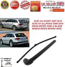 AUDI A4 AVANT / ALLROAD B8 2007-2016 REAR WIPER ARM & BLADE WINDSCREEN NEW 400MM