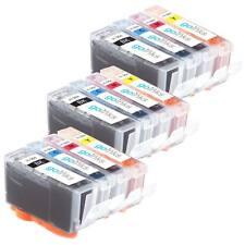 12 Ink Cartridges (Set) for HP Deskjet 3070A, 3520 & Officejet 4610, 4620, 4622