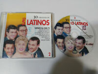 LOS 5 LATINOS VENECIA SIN TI - EXITOS CD 15 CANCIONES