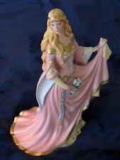 Lenox Legendary Princesses GUINEVERE Box COA Hand Painted 24k GOLD Trim Camelot