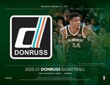 2020/21 Panini Donruss Basketball Base #1-200 Pick Your Card