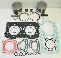 WSM Seadoo 951 DI Platinum Piston Top End Rebuild Kit PWC 010-809-10P, 420889042