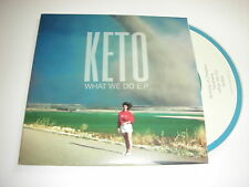 Keto - What Do We Do EP - 4 Track