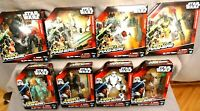 Star Wars Hero Mashers Hasbro/Disney Lot Of 8 Action Figures 6 inch New In Boxes