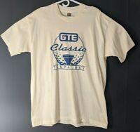 Vintage GTE Bryon Nelson Classic 50 Year Celebration Golfing T Shirt Size XL