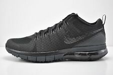 Mens Nike Air Max TR180 Running Shoes Size 12.5 Black Anthracite 723972 001
