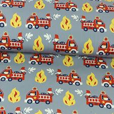 Veste Softshell Pompiers Gris Modestoff Tissu pour Enfants