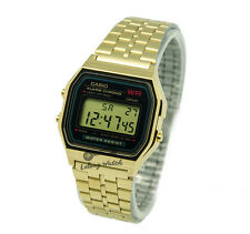 -Casio A159WGEA-1D Digital Watch Brand New & 100% Authentic