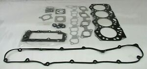 HOLDEN RA RODEO , RC COLORADO 4JJ1 CYLINDER HEAD GASKET OVERHAUL KIT # 92149826