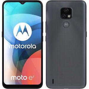 """Motorola Moto E7 Dual-SIM 4G 6.5"""" 32GB+2GB 48MP Octa-core 4000 mAh CN FREESHIP"""