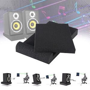 Studio Monitor Isolation Schwamm Pads für Die Meisten Lautsprecher Subwoofer