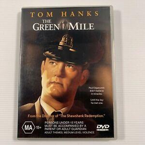 The Green Mile (DVD, 2000) Harry Dean Stanton Tom Hanks Region 4