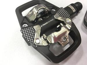 LOOK X-Track EN-Rage MTB Clipless Pedal For Enduro Practice (Black) #00018225