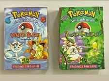 Pokemon Jungle Theme Trading Card Game Decks - Power Reserve & Water Blast NEW