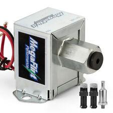 Electric Fuel Pump Inline Low Pressure Transfer Pump Universal 12 Volt 2.5-4 PSI