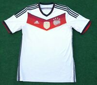 Adidas Men's Germany World Cup 2015 Football Home Jersey Soccer Shirt BR7843- L