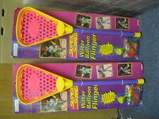 Set of Two Super Soaker Water Balloon Flingers 1993 Larami Rare  NEW