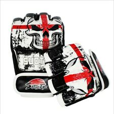 Half-finger Mma Adult Sanda M Size Professional Training Gloves Protective Gear