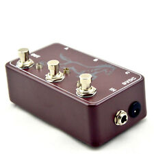 New Hand Made Triple Effects Loop Pedal- 3 Looper Switcher Guitar Pedal BR-1