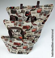 Handtasche Einkaufstasche Badetasche Tragetasche Shoppingbag Cityshopper MODE