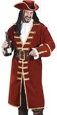 Captain Morgan Blackheart Pirate Costume Adult Deluxe Buccaneer Swashbuckler