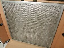 AMFCO HES102424 24x24x1 Stainless Steel / Metal HVAC Washable Air Filter