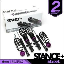 Stance+ Street Coilovers Suspension Kit VW Polo Mk 4 (9N/9N2/9N3) Petrol Engines