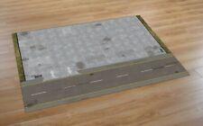 1/50 scale / TruckVehicle Parking Scene Layout / Diorama sheet. VERSION 2