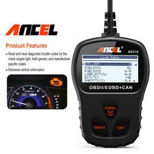 Universal AD210 Car OBD2 Code Reader Engine Fault Check Diagnostic Scanner Tool