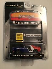 Greenlight Muscle Car Garage 1971 Mark Donohue AMC Javelin AMX 1/64 new