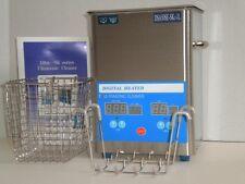 DSA50SE-SK2 FULL SET INDUSTRIAL GRADE 3L 3.17QT 250W DIGITAL ULTRASONIC CLEANER